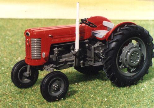 Massey Ferguson 65 MARK II (1963) - farmmodeldatabase com