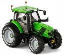 Deutz-Fahr 6140 TTV on Michelin Xeo Bib tyres