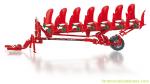 Vogel & Noot Plus Hektor 1000 Vario 7-furrow reversable plow