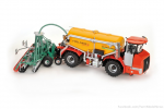 Holmer Terra Variant 600 Eco with slurry injector