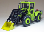Mercedes-Benz MB-trac 900 with Stoll front loader (1981 - 1982)