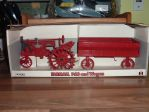 Farmall F-20 and wagon