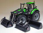 Deutz-Fahr Agrotron 6190 C-Shift with Stoll ProfiLine FZ 50 front loader (2013 - …)