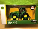 John Deere 8RX 410 on tracks