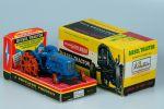 Fordson Super Major Spade Lug Wheels