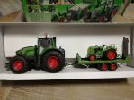 Fendt 920 Vario with Dieselross F20 on a trailer