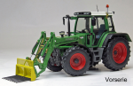 Fendt Favorit 510 C with front loader (1993 - 2000)