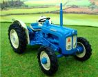 Fordson Dexta 'Roadless' with 4-wd. (1964)