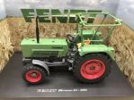 Fendt Farmer 4S 4-wd. with frame