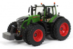 Fendt 942 vario on row crop dual wheels