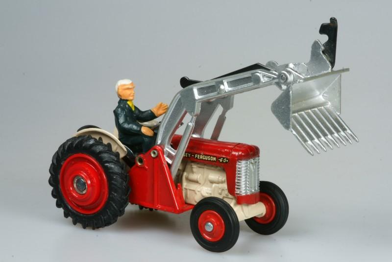 Massey Ferguson 65 Tractor With Loader : Massey ferguson with front loader farmmodeldatabase
