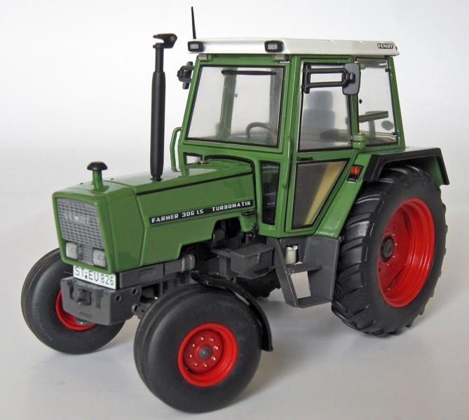 Réalisation 1984-1988 1022 Fendt Farmer 306 LS 1:32 weise Toys