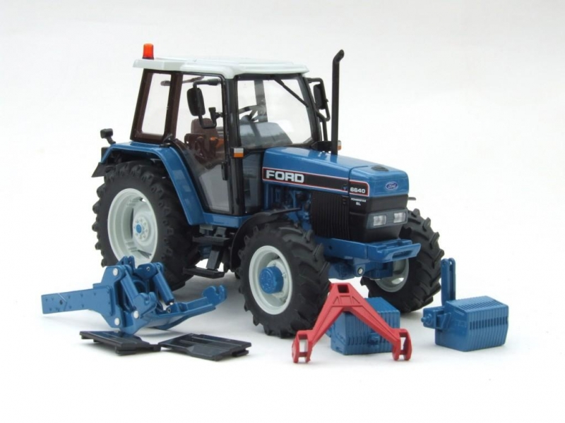 6640 Ford Tractor : Ford sl wd farmmodeldatabase