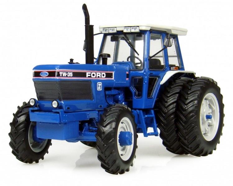 Ford Tw 35 Tractor Parts : Ford tw gen ii wd wheels farmmodeldatabase