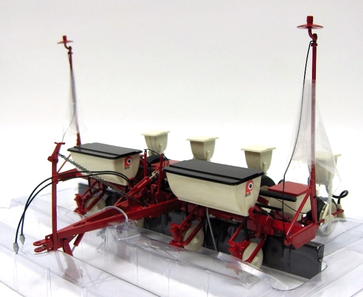 White 5400 Four Row Corn Planter Farmmodeldatabase Com