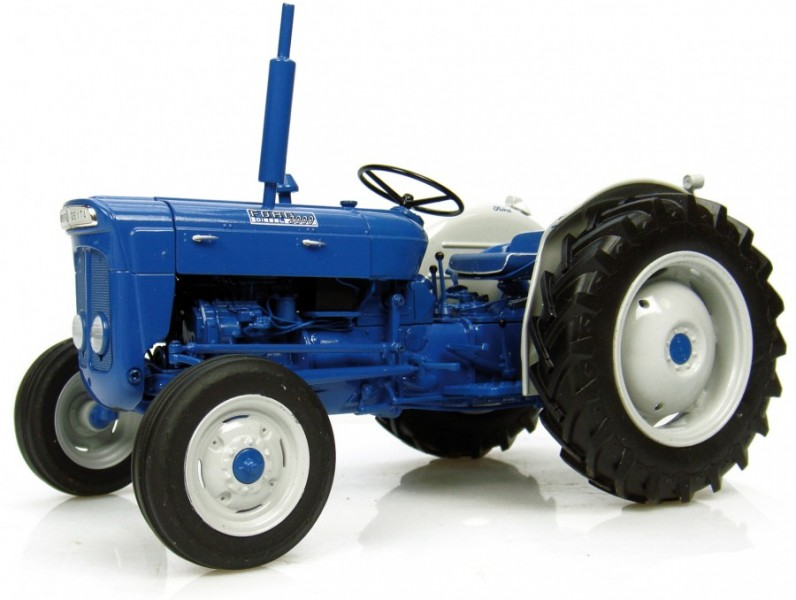 Ford Dexta Tractor Information : Ford super dexta diesel  u s version