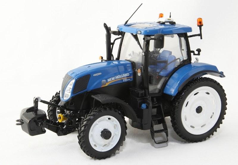 New Holland T7 210 AC 'on row crops' - farmmodeldatabase com