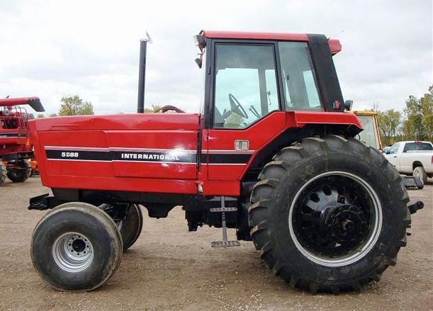 International Harvester 5088 : International farmmodeldatabase