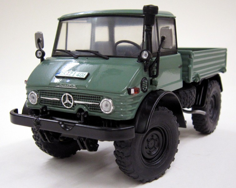 Mercedes-Benz Unimog 406 (U84) (1971 - 1989 ...