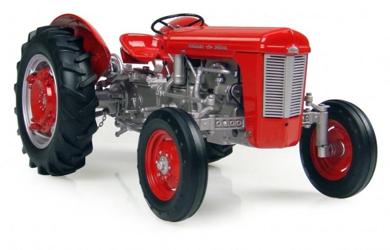 Massey Ferguson 35 Special : Ferguson special farmmodeldatabase