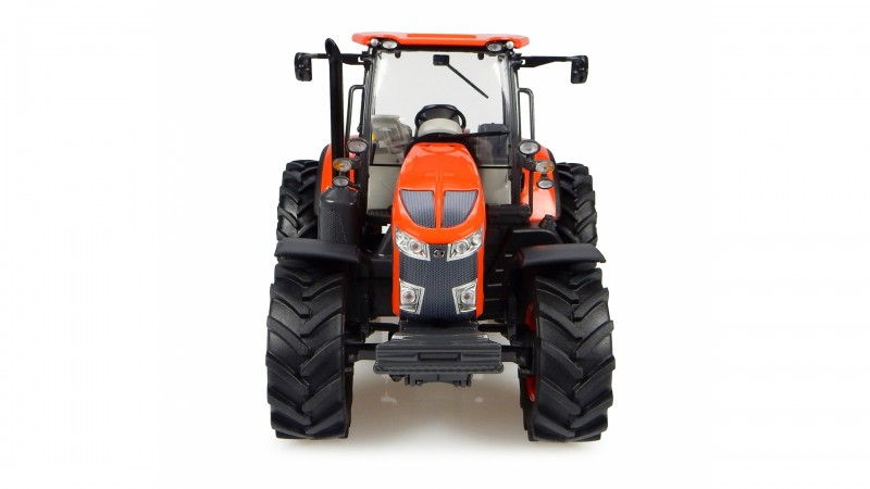 Kubota Tractors With Dual Wheels : Kubota m with dual wheels us version