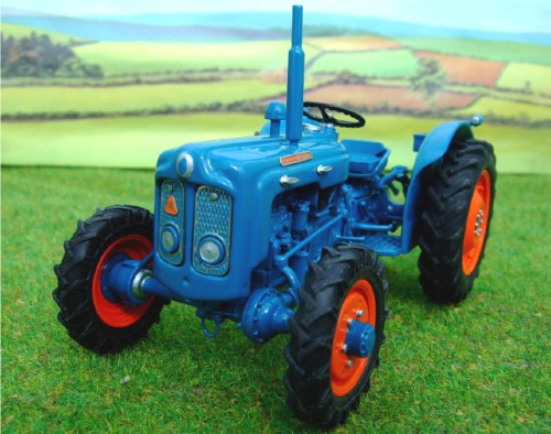 1961 Fordson Dexta Tractor : Fordson dexta roadless with wd