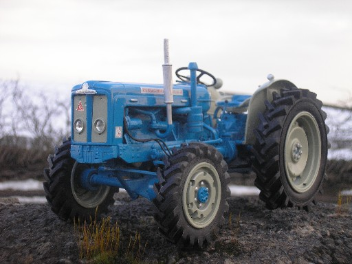 Ford Classic Tractors : Ford farmmodeldatabase